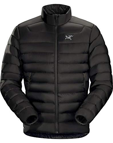 - Cerium LT Jacket Men's (Black, Large)