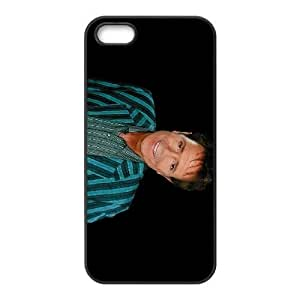 iPhone 5,5S cell phone cases Black Cliff Richard MN709424