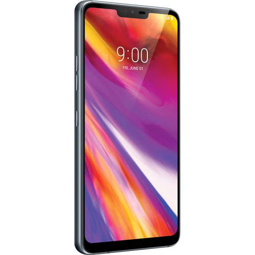 LG Electronics G7 ThinQ Factory Unlocked Phone – 6.1″ Screen – 64GB – Platinum Grey (U.S. Warranty)