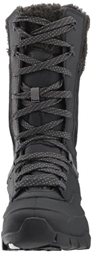 discount huge surprise release dates authentic Merrell Women's Aurora Tall High Rise Hiking Shoes Black (Black Black) mWmwBL
