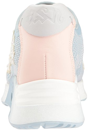 Ash Womens As-lucky Star Sneaker Blu Ghiaccio / Potere