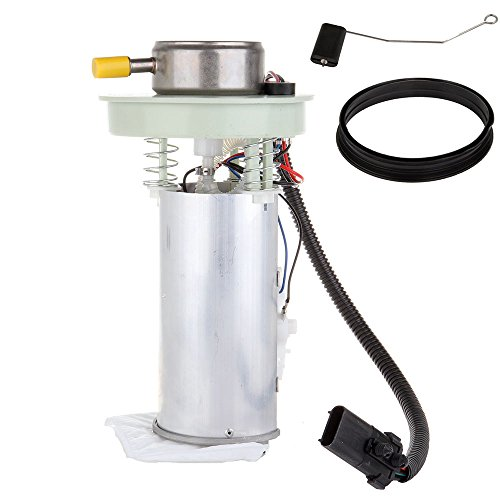 ROADFAR Fuel Pump Assembly Electrical Module Sending Unit Fit for Compatible 2000 2001 2002 2003 Dodge Dakota 3.9L V6 4.7L V8 5.9L V8 2.5L L4 Compatible E7128M ()