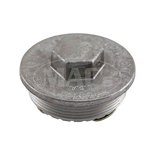(MACs Auto Parts 67-25190 -66 Econoline Master Cylinder Cap, Metal)