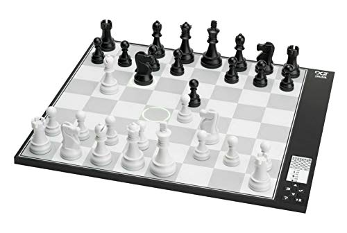 DGT Centaur- New Revolutionary Chess Computer - Digital Electronic Chess Set