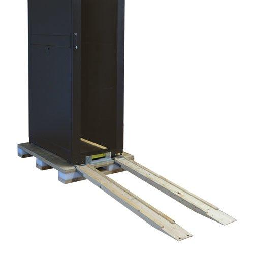 Tripp Lite SR42UBWDSP1 SmartRack Wide Premium Enclosure - Rack - 42U - 19 inch