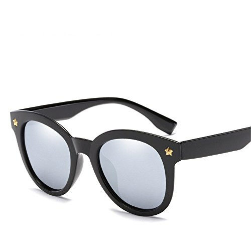 Chahua Haut brillant élégant de la mode lunettes de soleil Lunettes de soleil Lunettes de soleil rétro lunettes fashion