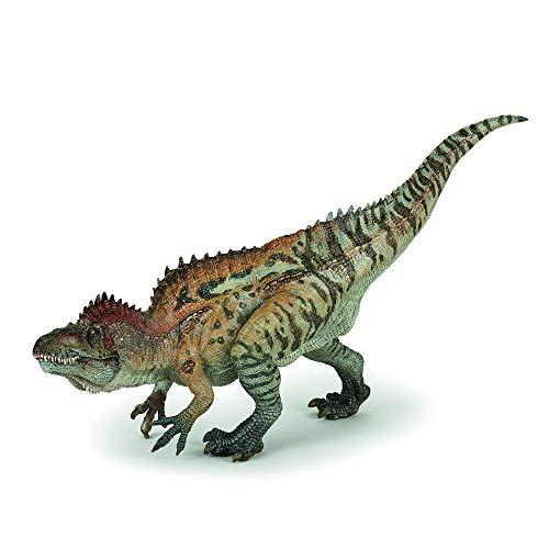 Papo Acrocanthosaurus Figure, Multicolor ()