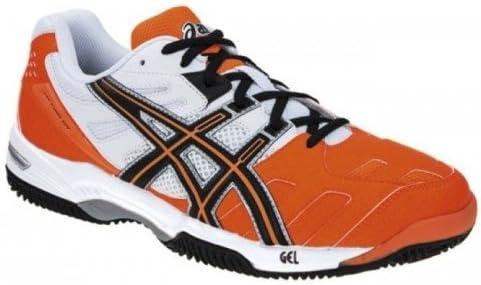 ASICS Gel-Padel Top SG - Zapatillas para Hombre, Color Naranja ...
