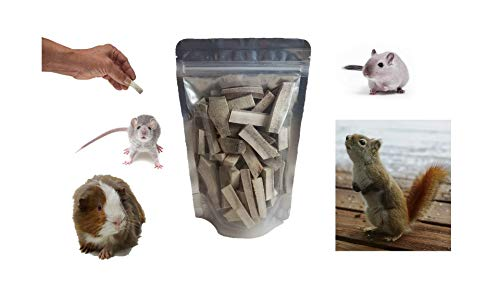 Antler Nibble Sticks 1/2 lb Squirrel Treats Sugar Glider Hamsters Chinchillas Guinea Pigs Small Animal Chews