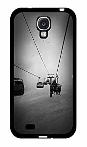 Dark Skies Chair Lift TPU RUBBER SILICONE Phone Case Back Cover Samsung Galaxy S4 I9500
