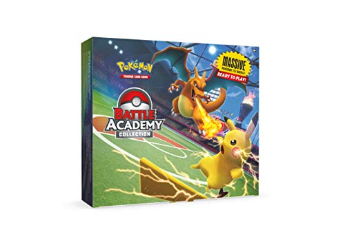 🥇 Pokemon Trading Card Game: Battle Academy Bundle