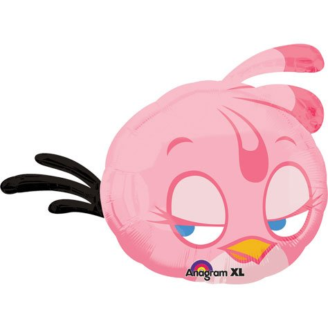 Anagram International Angry Birds Shape Pack, 27