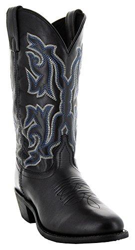 - Soto Boots Monterrey Women's Cowgirl Boots M3001 (8.5, Black)