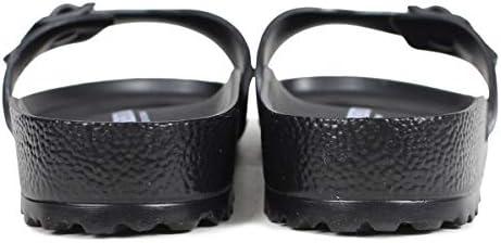 マドリッド EVA メンズ レディース MADRID エバ ビルケン サンダル 普通幅 細幅 ブラック ホワイト 黒 白