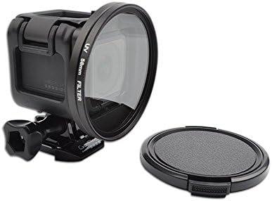 58 mm Filtro UV para GoPro Hero 4 Session: Amazon.es: Electrónica