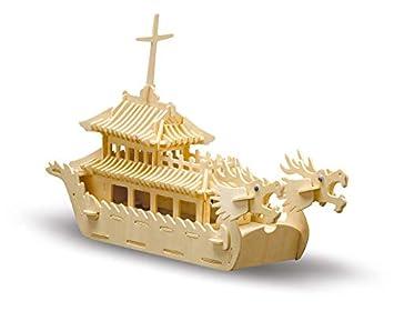 Pebaro - Maqueta madera barco oriental