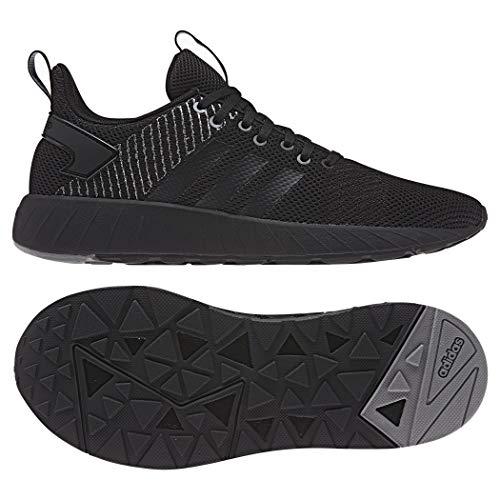 finest selection 0a6f3 a80fe Eu Byd 2 Da Questar Uomo Core Black Adidas 3 Running Scarpe Nero grey Five  44 5B6w7q