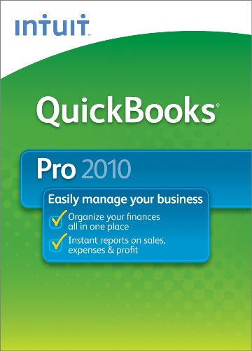 QuickBooks Pro 2010 [OLD VERSION]