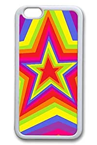 Colorful Star Slim Soft For SamSung Galaxy S3 Case Cover Case Hard shell White Cases