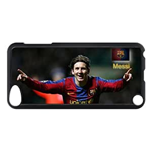 Famous Football Star Lionel Messi Hard Plastic Back Protective Case for Ipod Touch 5 FC-8