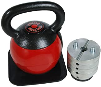 Stamina X adjustable kettlebell