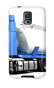 TnNwrTJ11284pAMEj Tpu Phone Case With Fashionable Look For Galaxy S5 - Vehicles Truck Cars Other