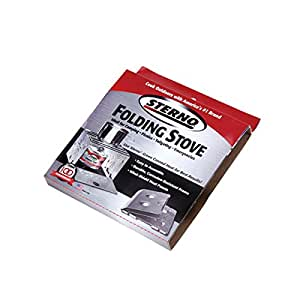 Sterno Single Burner Folding Stove - 50002