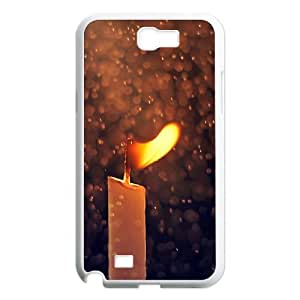 Custom Candles Case Cover , Creative Designed For Samsung Galaxy Note 2