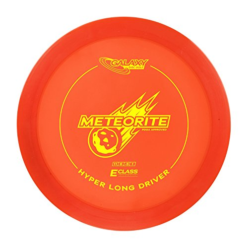 Galaxy Disc Golf Meteorite Hyper Long Driver  Perfect For Beginner And Advanced Players  Great Value