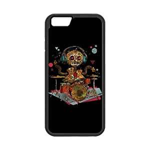 iPhone 6 4.7 Inch Cell Phone Case Black GIFTED carved cell phone case bgk7196569