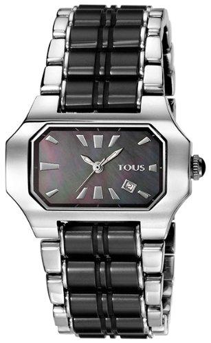 Tous 800350230 – Reloj de pulsera de mujer, correa de cerámica
