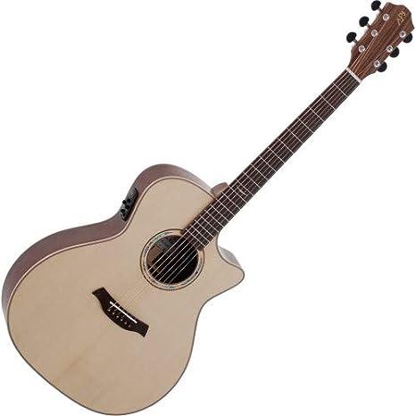Baton Rouge AR101S/ACE - Guitarra acústica: Amazon.es ...