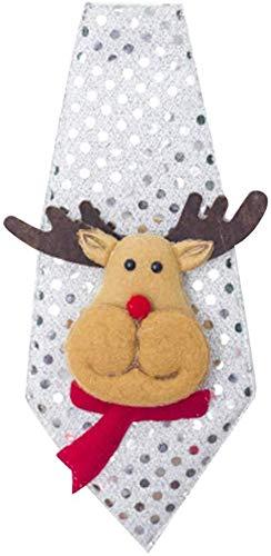 Delisouls Navidad Corbatas Lazos, Dibujos Corbata Lentejuelas ...