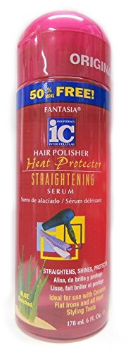 ic Fantasia Hair Polisher Heat Protector Traque ening Sérum 178ml