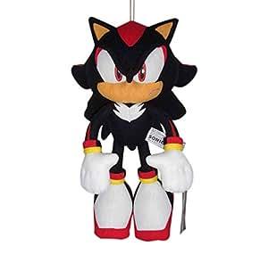 "Great Eastern Sonic the Hedgehog Plush-12"" Shadow (GE-8967)"