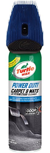 Turtle Wax T 244R1 Power Out! Carpet And Mats Cleaner And OdorEliminator   18 Oz