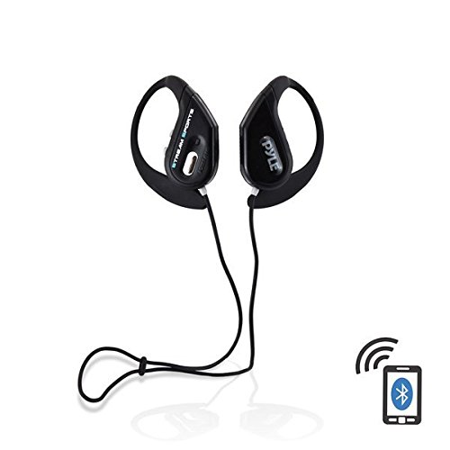 Pyle PWBH18BK Resistant Headphones Microphone
