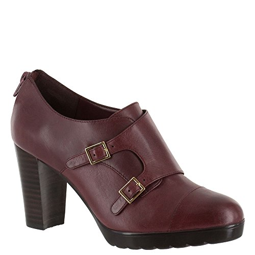 Bella Vita Womens Zia Pump Burgundy Leather