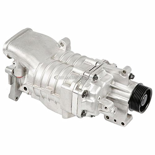 Reman OEM Supercharger For Mini Cooper 2002 2003 2004 2005 2006 2007 2008 - BuyAutoParts 40-10015R Remanufactured