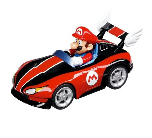 carrera go 61259 voiture miniature pour circuit mario kart wii wild wing la caverne du. Black Bedroom Furniture Sets. Home Design Ideas