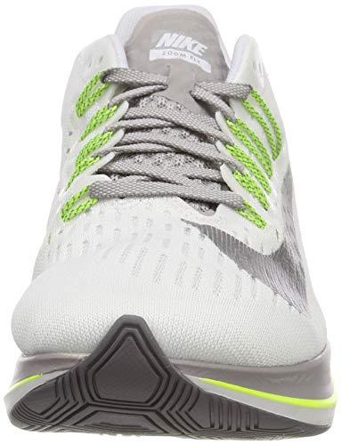 Crimson Wmns white De Fly Mujer bright Nike 101 Entrenamiento volt Zoom Zapatillas black Blanco Para gUqnnx7Aw