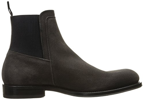 Aquatalia Mens Varvick Chelsea Boot Charcoal