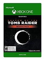 Shadow of the Tomb Raider - Season Pass - Xbox One [Digital Code]