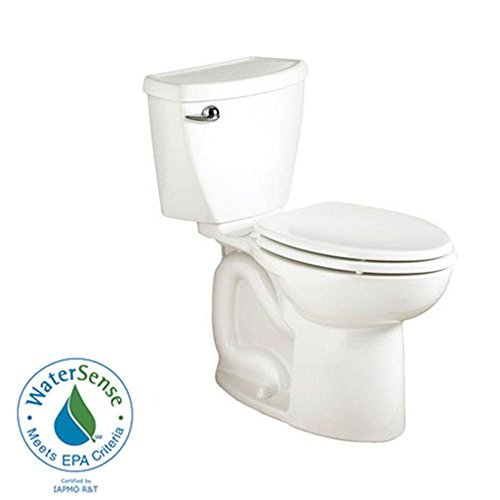 Cadet 3 FloWise Complete No-Tools 2-Piece 1.28 GPF Right Height Lined Tank High Efficiency Elongated Toilet in White