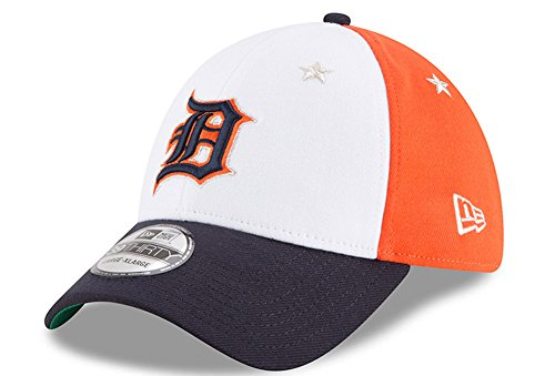 Detroit MLB Visor 39thirty NEW Tigers XL Edition Era Cap Patch ERA All A Limited Game Curved L Star nt7Uv