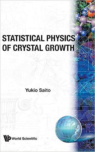 Physics of Crystal Growth