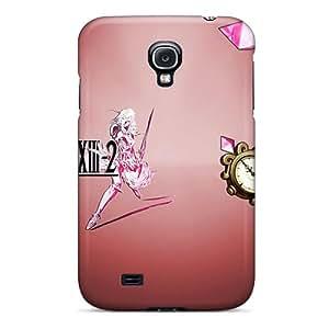 New Tpu Hard Case Premium Galaxy S4 Skin Case Cover(moogle Final Fantasy Xiii)