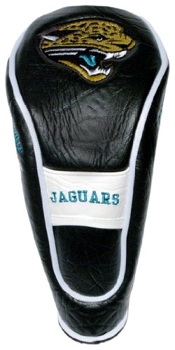 NFL Jacksonville Jaguars Hybrid Head Cover by Team Golf