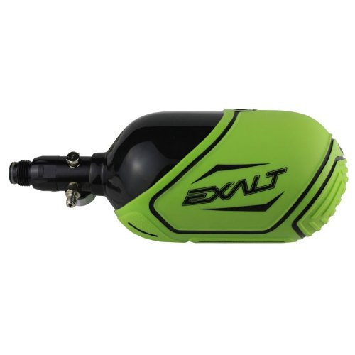 Exalt Paintball Zubehör Tank Cover 68CI / 70CI / 72CI, Lime, 62344