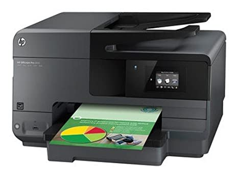 Amazon.com: HP Officejet Pro 8610 e-All-in-One – Impresora ...